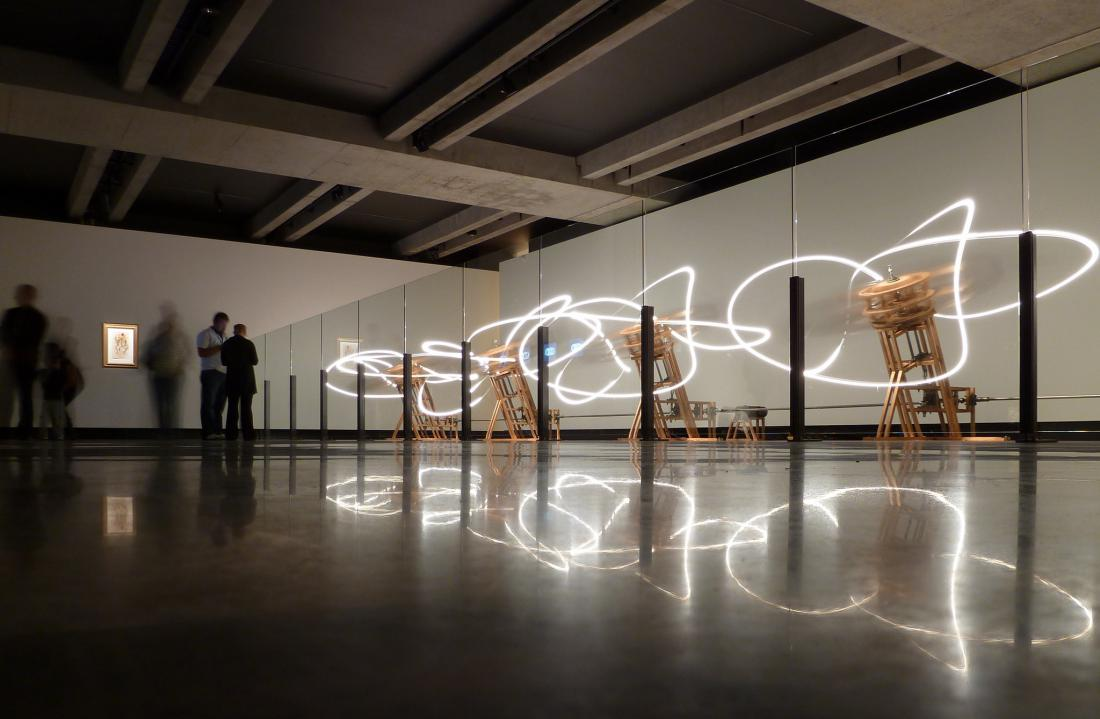 Loop System Quintet [2005] by Conrad Shawcross
